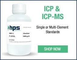 Padrões para icp-ms